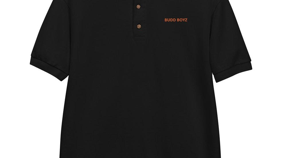 BUDD BOYZ Embroidered Polo Shirt (2021)
