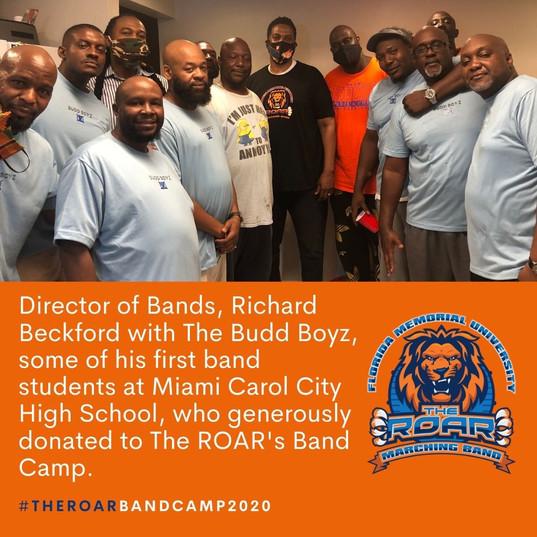 The Budd Boyz (30 Years) Brotherhood 2020