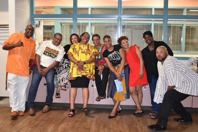 NanaMoDixon's Annual Party in Maryland (Community Service Volunteers Grant-Making and Philanthropy