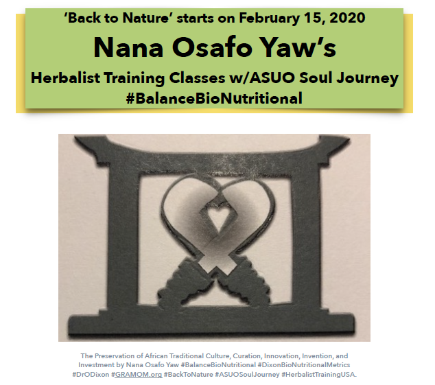PSA: More Classes by NanaMoDixonPHD Stay tuned...