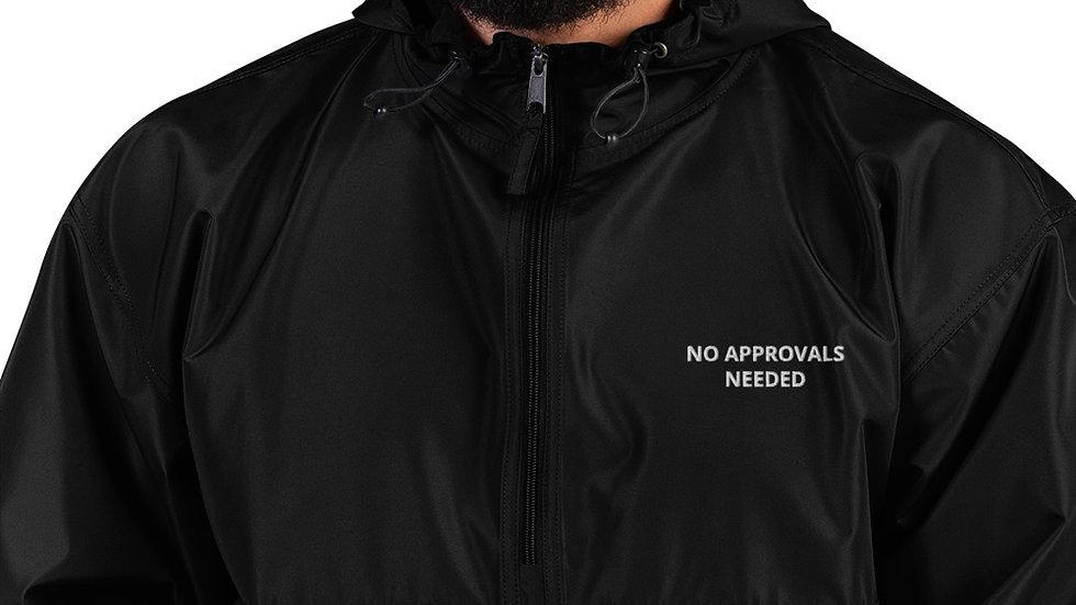 BUDD BOYZ Embroidered Champion Packable Jacket