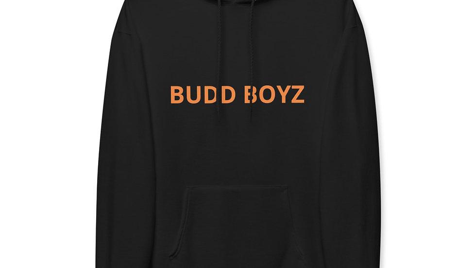 BUDD BOYZ fleece hoodie