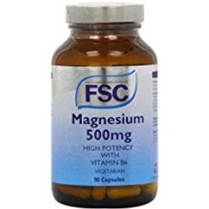 FSC Magnesium 500 mg, 90 töflur