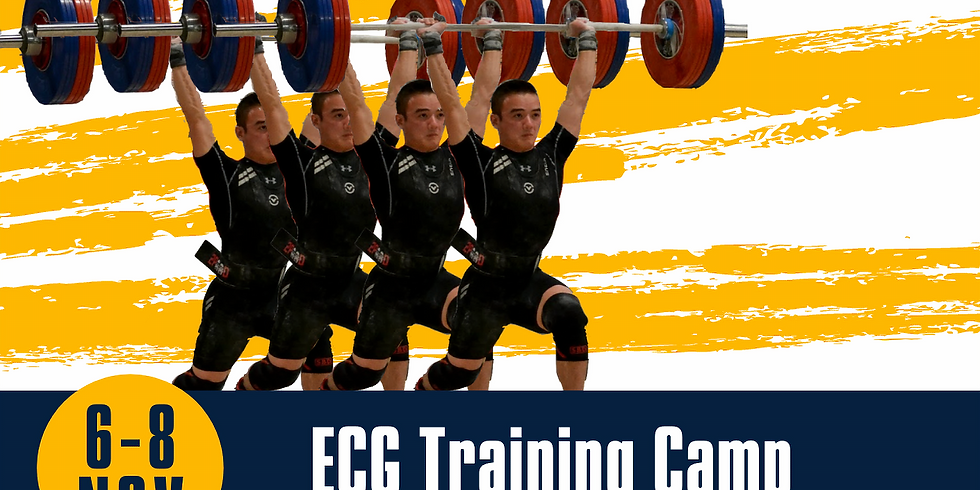 ECG Lifts for L'Abbe Training Camp