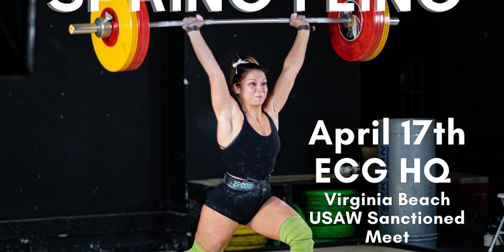 2021 ECG Spring Fling (Virginia Beach, VA)