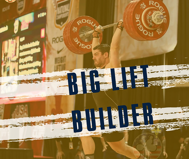 BIG lift Builder