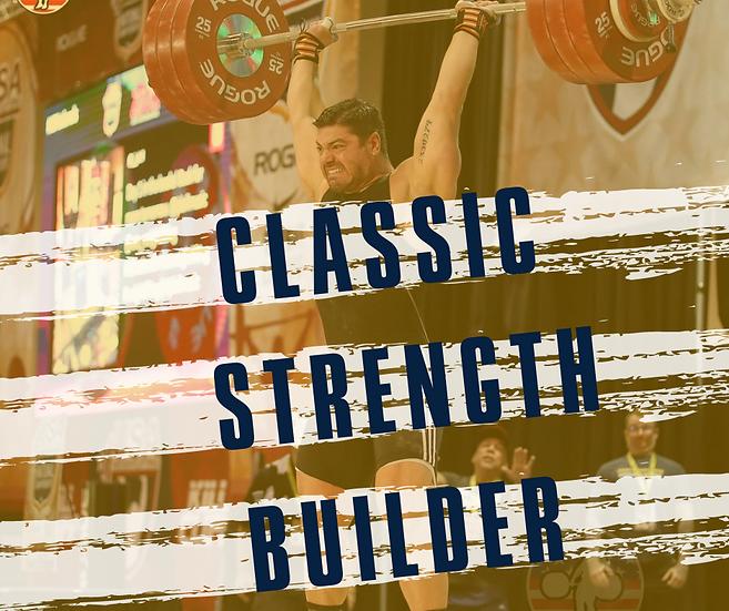 Classic Strength Builder