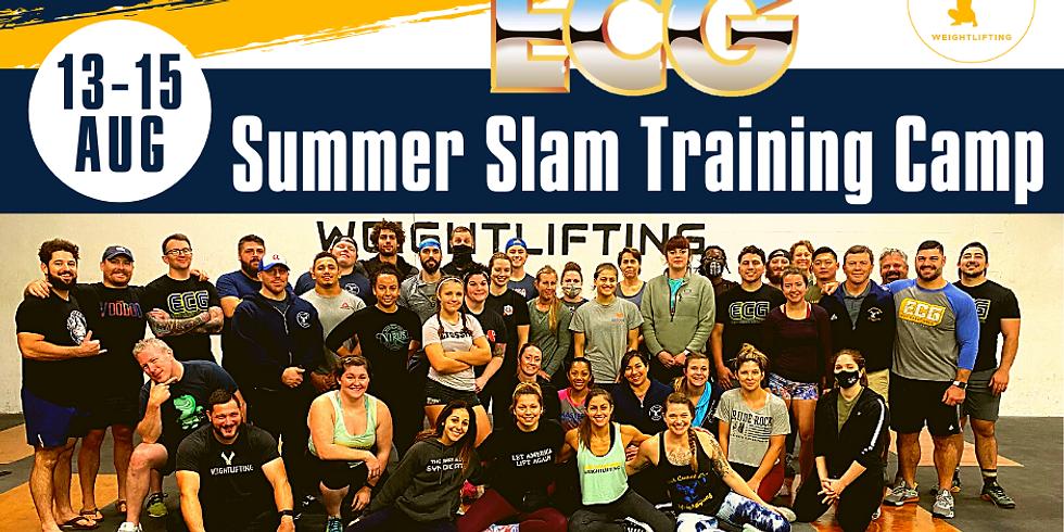 ECG Summer Slam Training Camp