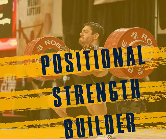PositionalStrength Builder