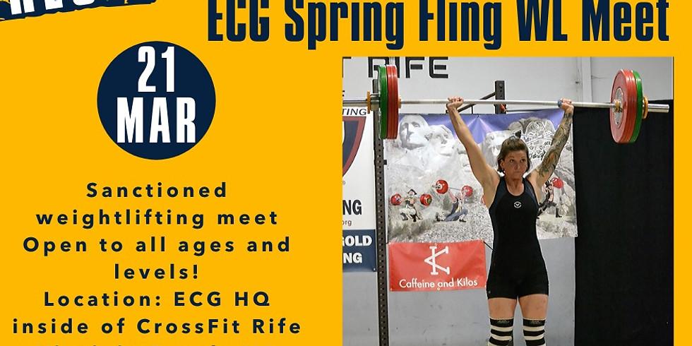 2020 ECG Spring Fling (Virginia Beach, VA)