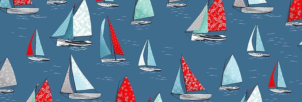 Yachts Blue