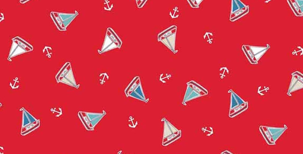 Tossed Yachts