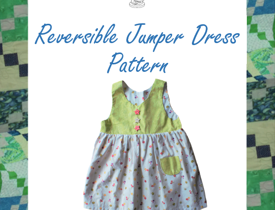 Reversible Jumper Dress Pattern