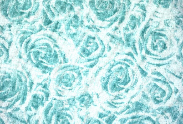 Roses Turquoise