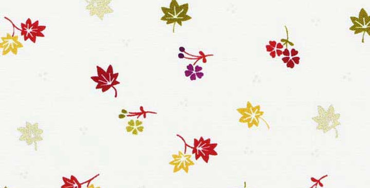 Kimono Maple Leaf
