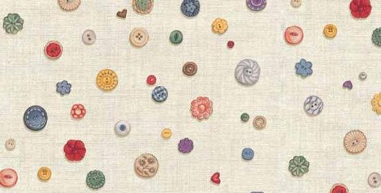 Buttons Cream
