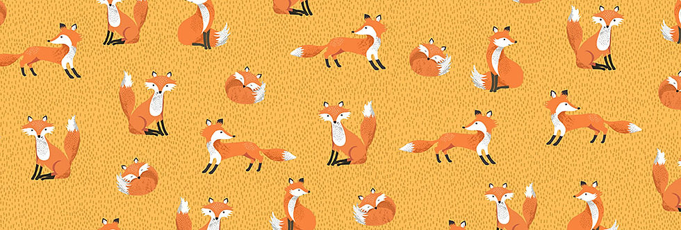Foxes Yellow