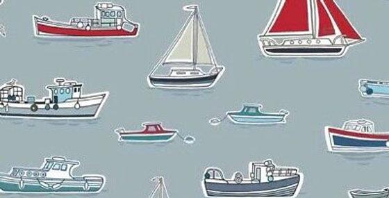 Boats Grey
