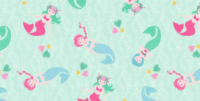 Mermaid Scatter