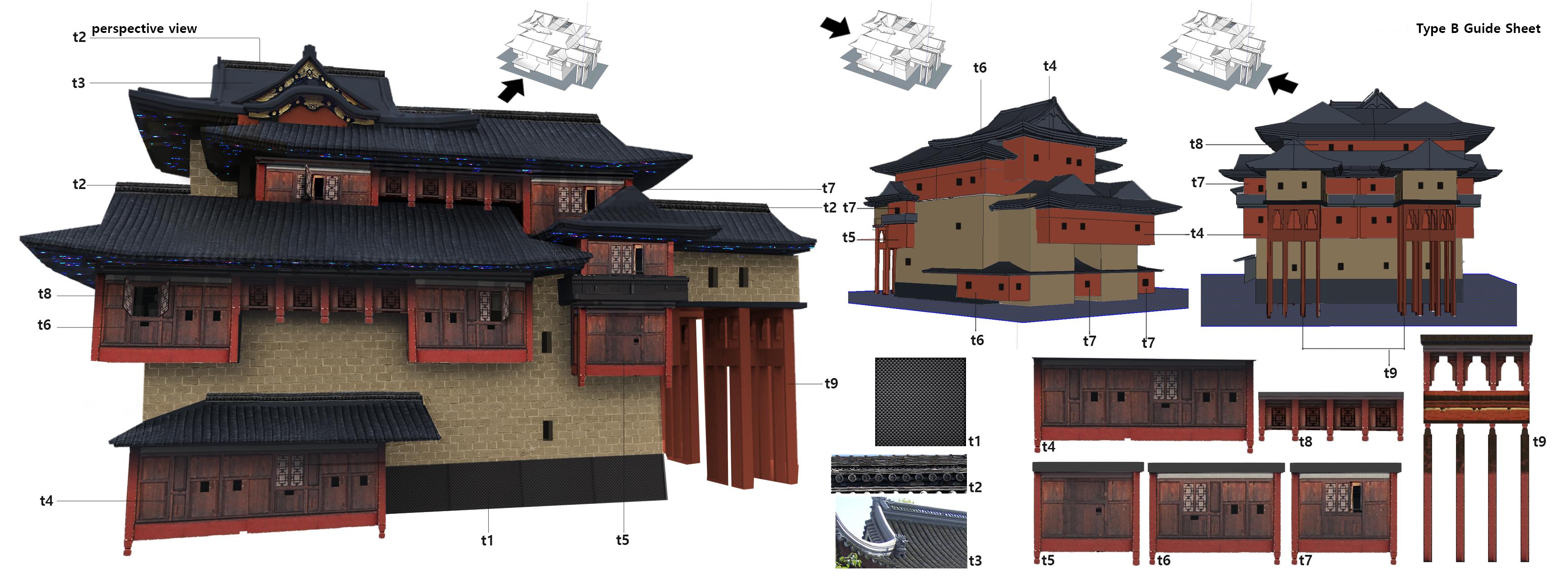 sinsi architecture  B