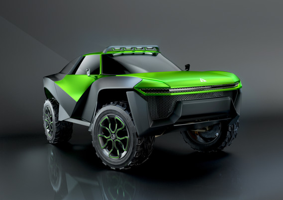Electric Offroad
