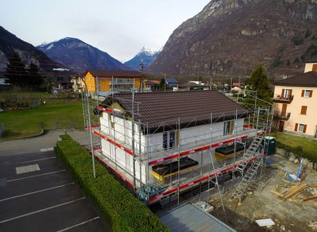 Fasi Costruttive di una Casa Prefabbricata