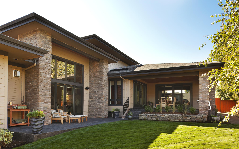 Case di legno visione d insieme habita case - Case prefabbricate interni ...