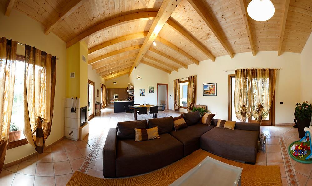 Case prefabbricate in legno Svizzera