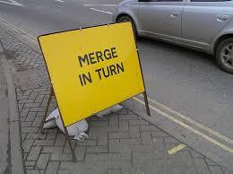 Merge In Turn