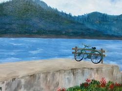 Bike at Kalamata Greece