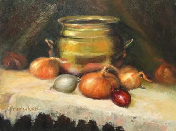 GlennisHorn-Gathering-of-Onions-600