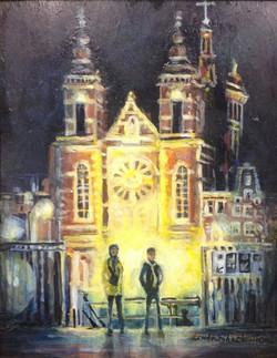 Nicolaaskerk by Linda Shackleford_edited