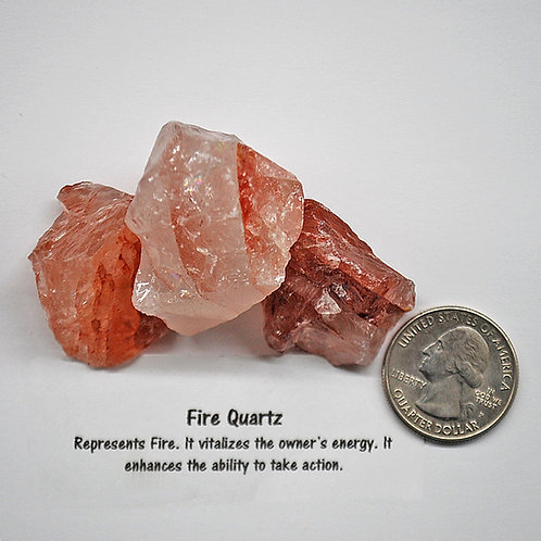 Quartz - Fire Rough