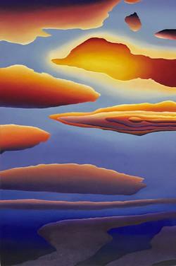 Untitled Oklahoma Skies Series