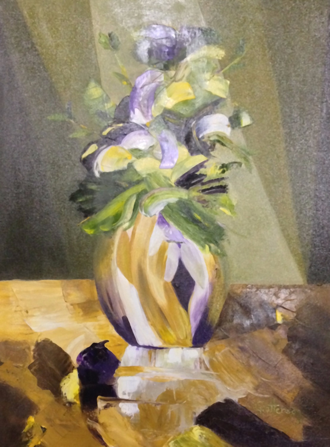 Abstract Pansies by Gayle Patterson_edited