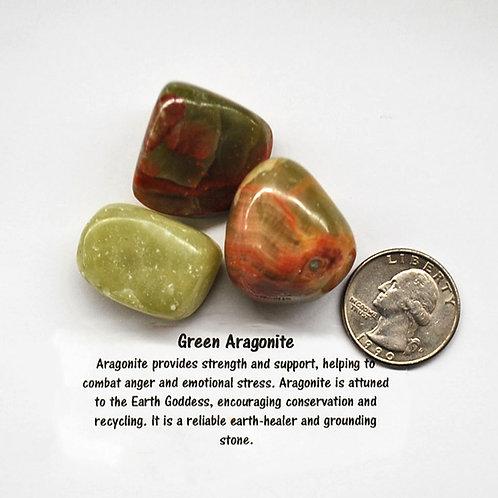 Aragonite Green