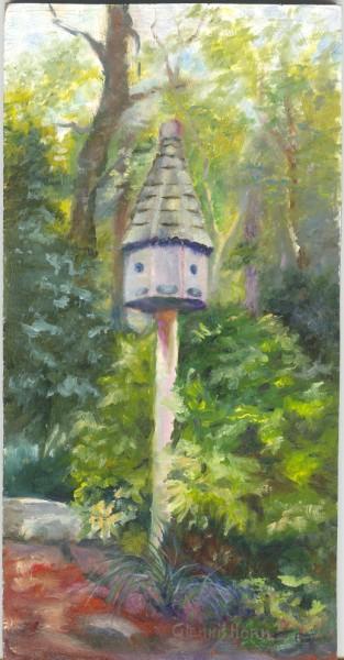 GlennisHorn-Birdhouse-600