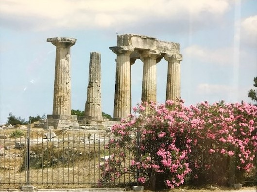 Corinth Greece