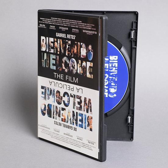 DVD Bienvenido Welcome