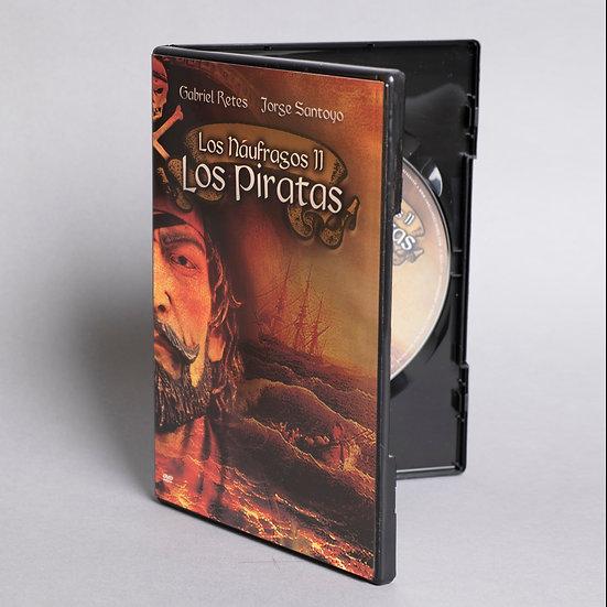 DVD Los Náufragos II: Los Piratas