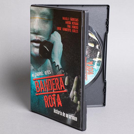 DVD Bandera Rota