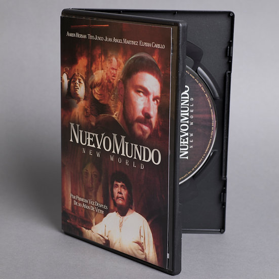 DVD Nuevo Mundo