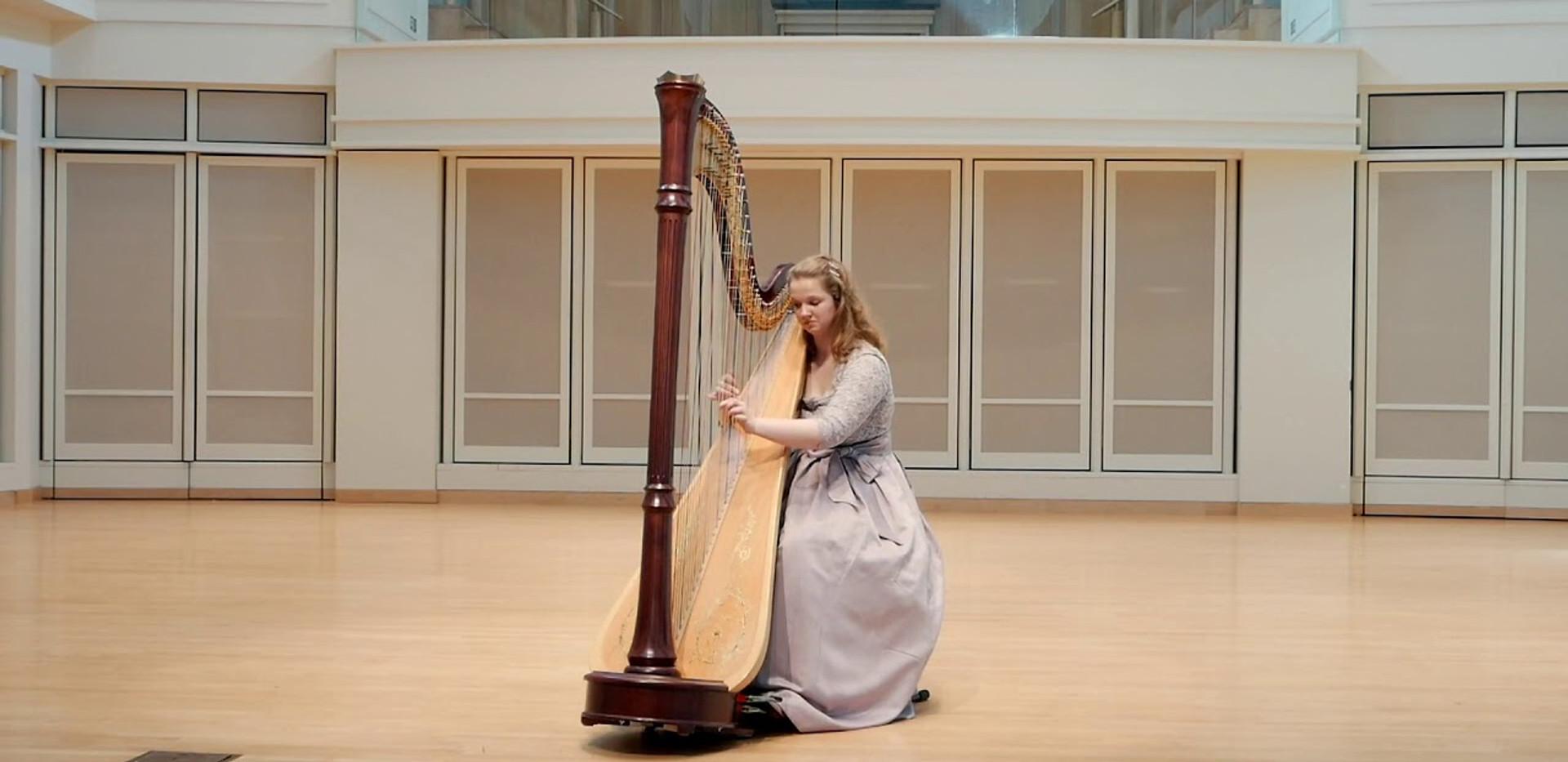 J.S. Bach Suite in E minor BWV 996 II. Allemande