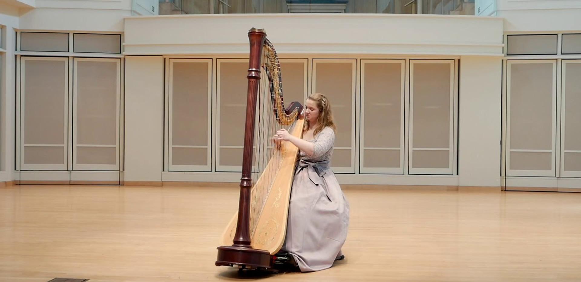 J.S. Bach: Suite in E Minor BWV 996 V. Bourrée