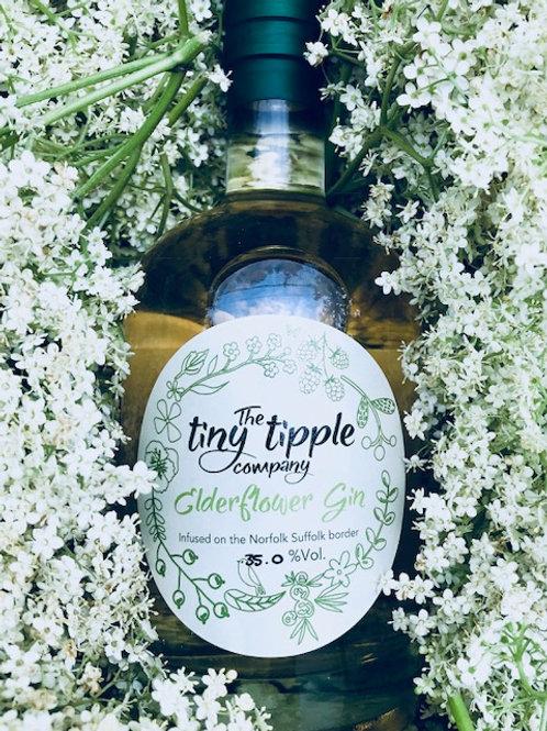 Elderflower Gin Spirit Drink  500ml