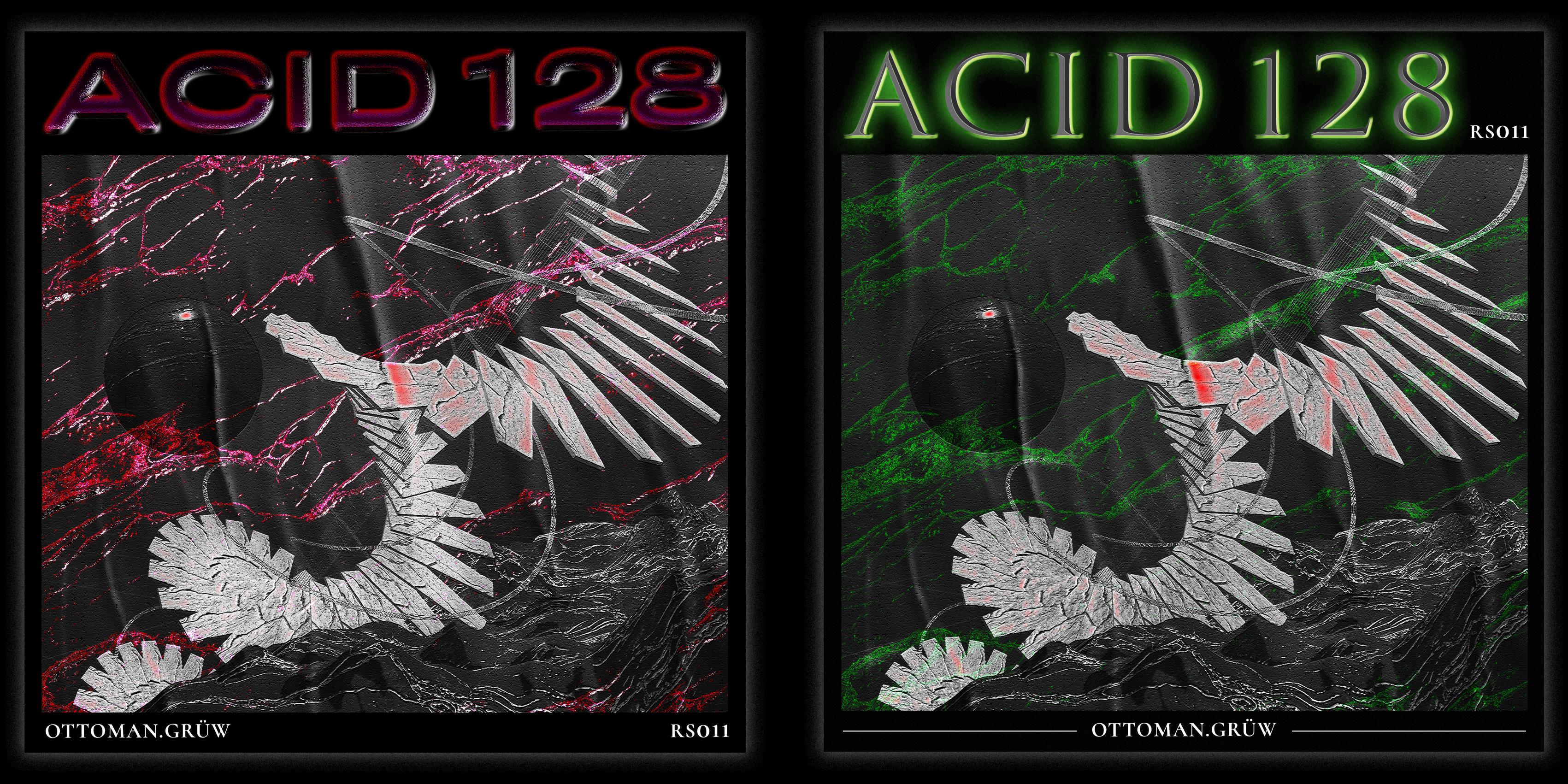 ACID128-Pochette