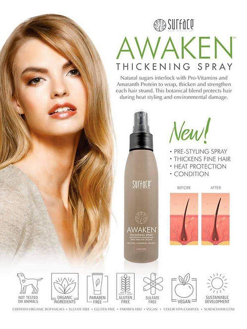 Surface Awaken Thickening Spray