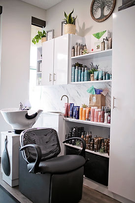 Exclusive hair salon