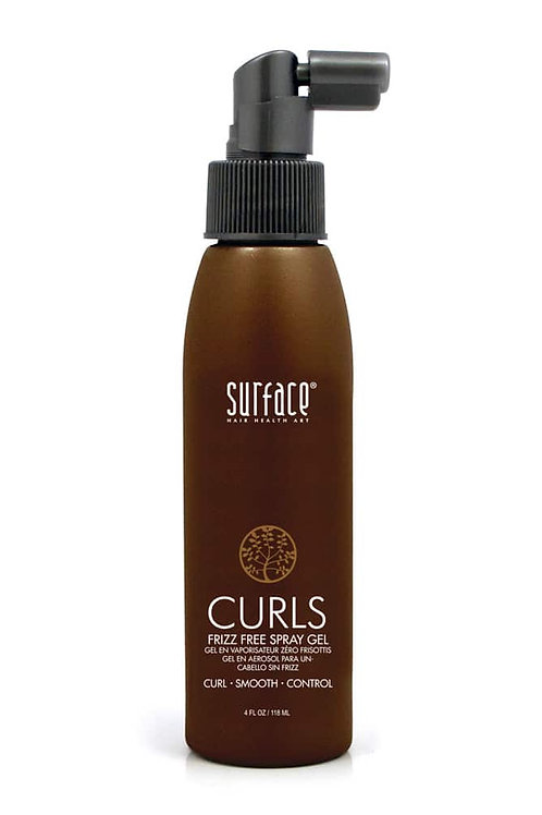 Surface Curls Frizz Free Spray Gel