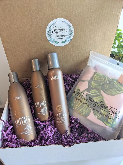 Holiday Hair Care Gift Box